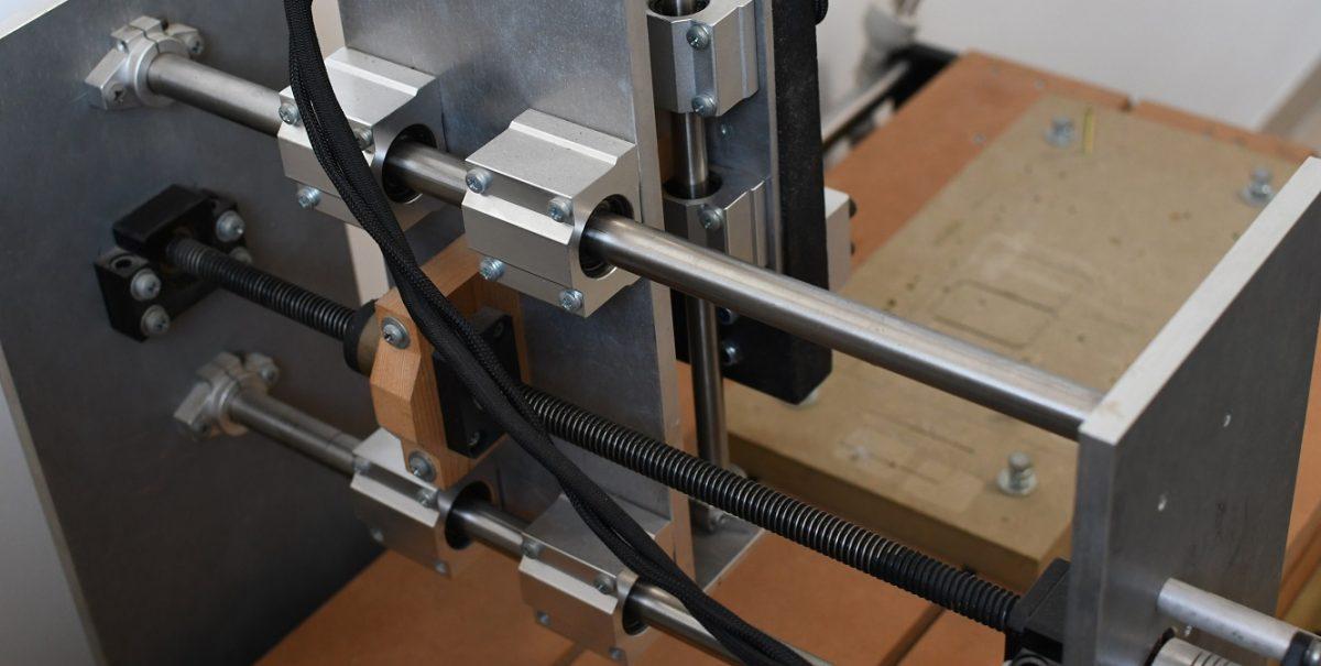 DIY CNC Machine for Hobby Use