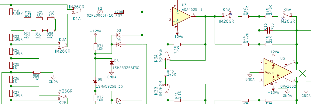 Audio Measurement Pre-Amplifier – Part 1 – Motivation and Circuit Design