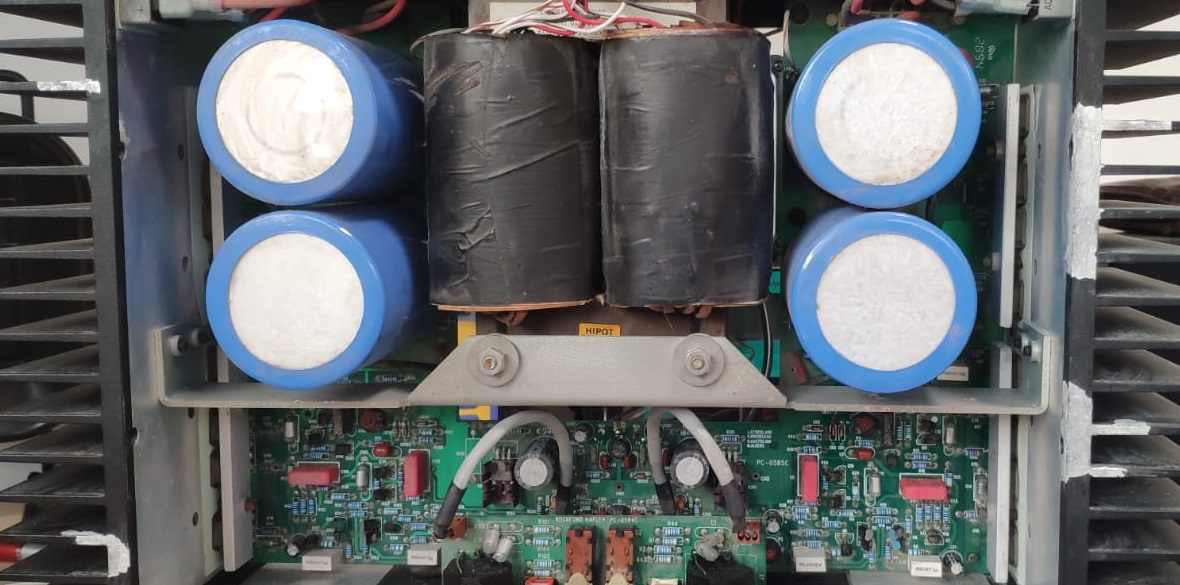 Hafler 9505/9303 Power Amplifiers Repair and Measurements